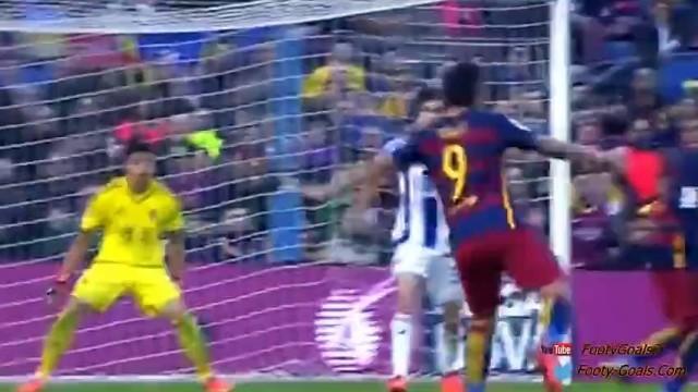 SKRÓT: FC Barcelona – Real Sociedad