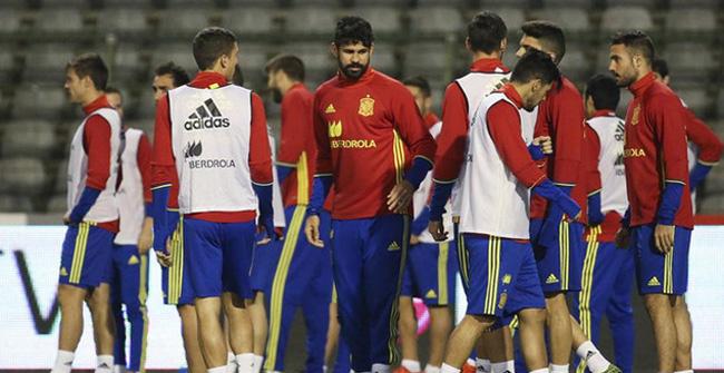 Mecz Hiszpania – Belgia odwołany