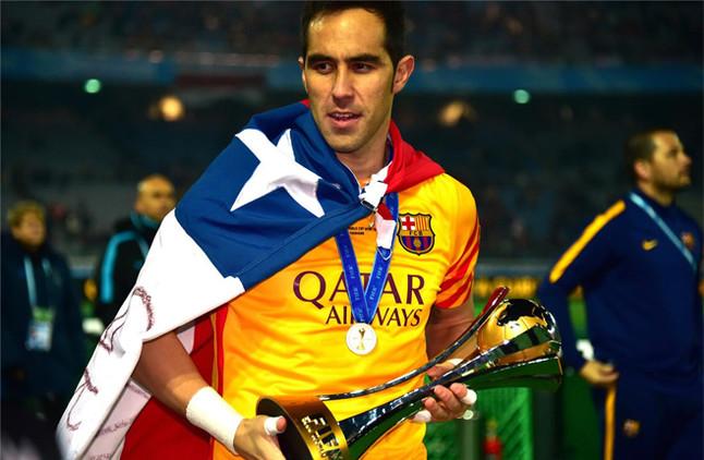 Bravo piłkarzem roku w Chile