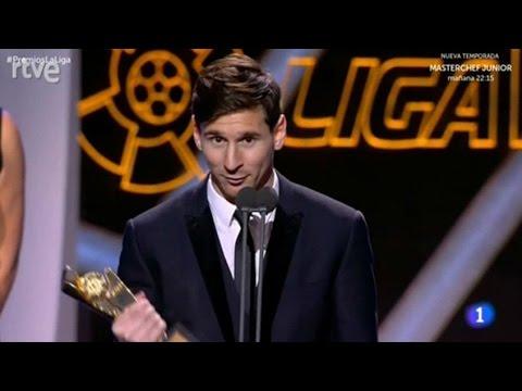Co syn Leo mówi tacie przed meczem?