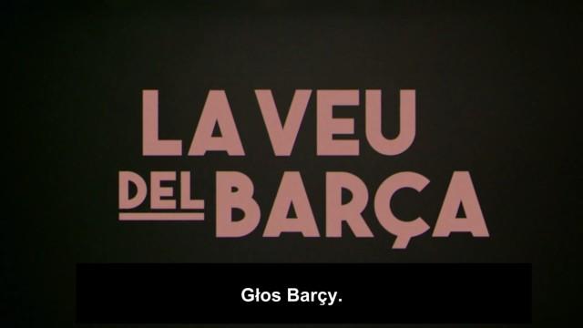 Manel Vich – głos Barçy