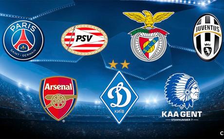 Z kim w 1/8 Ligi Mistrzów?
