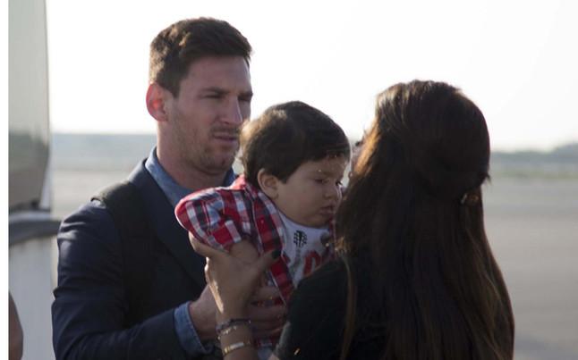 Messi jest już w Rosario