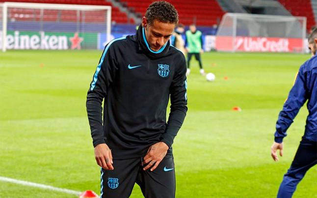 Neymar ne zagra z Bayerem