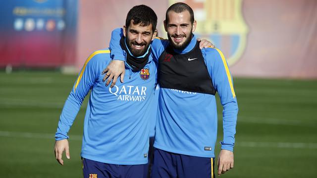 Arda i Vidal powołani na Espanyol