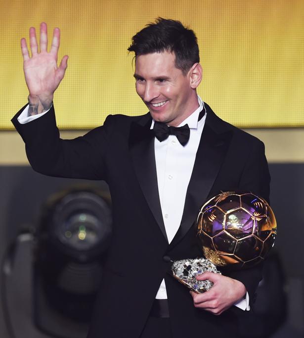 Nagrody FIFA rozdane!