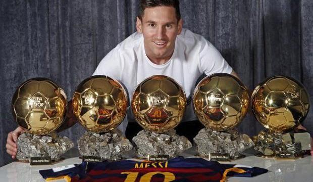 Leo zaprezentuje Złote Piłki