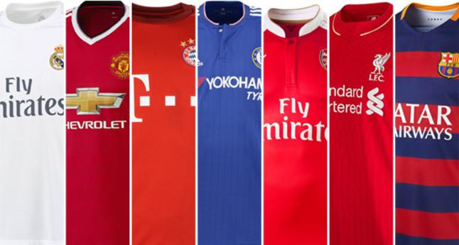 TOP10: Zyski z reklam na koszulkach