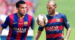 Alves nie boi się konkurować z Vidalem