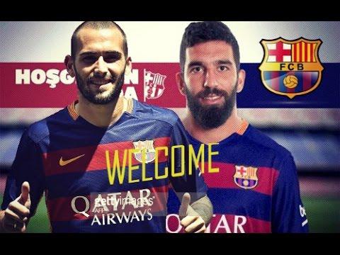 Turan i Vidal zarejestrowani do gry!