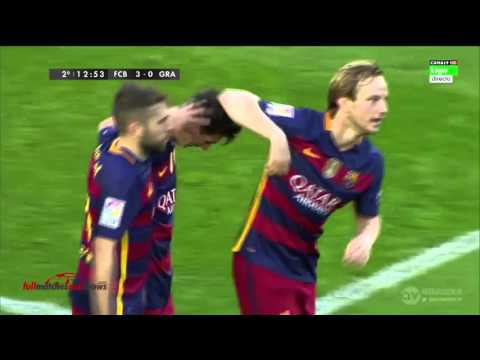 SKRÓT: FC Barcelona – Granada