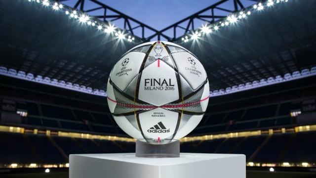 Nowa piłka na Ligę Mistrzów