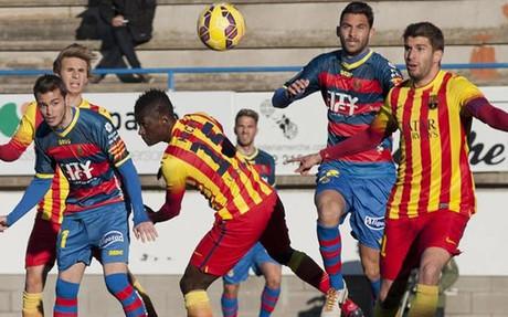 Powstanie Barcelona C?