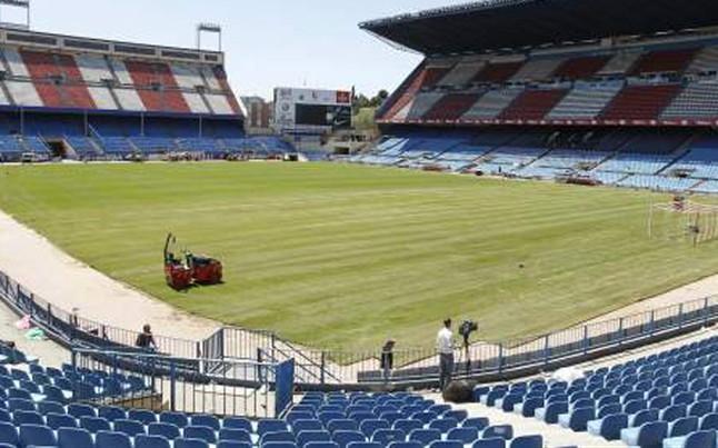 Finał Pucharu Króla na Calderón