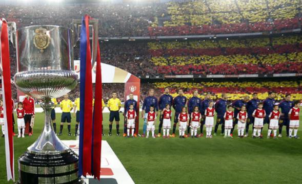 Kolejny finał Pucharu Króla