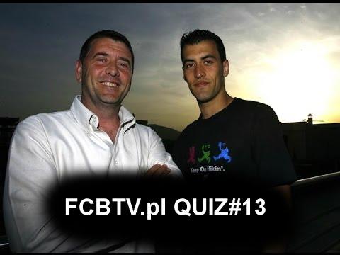 FCB QUIZ #13