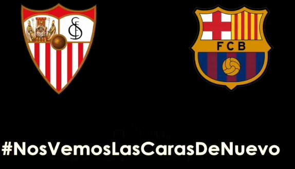 Sevilla wzywa Barcę na pojedynek