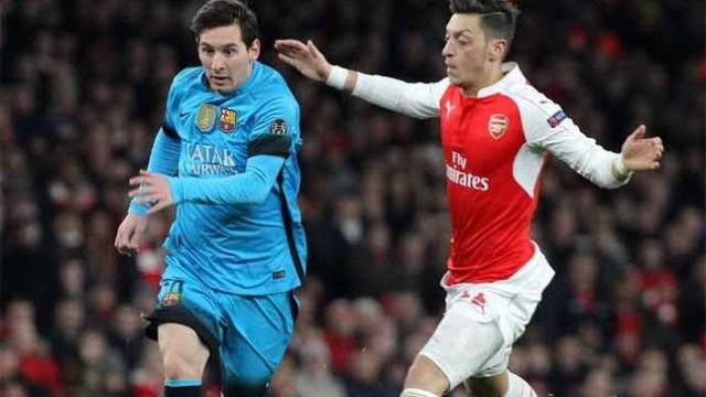 Messi – geniusz, który mało biega