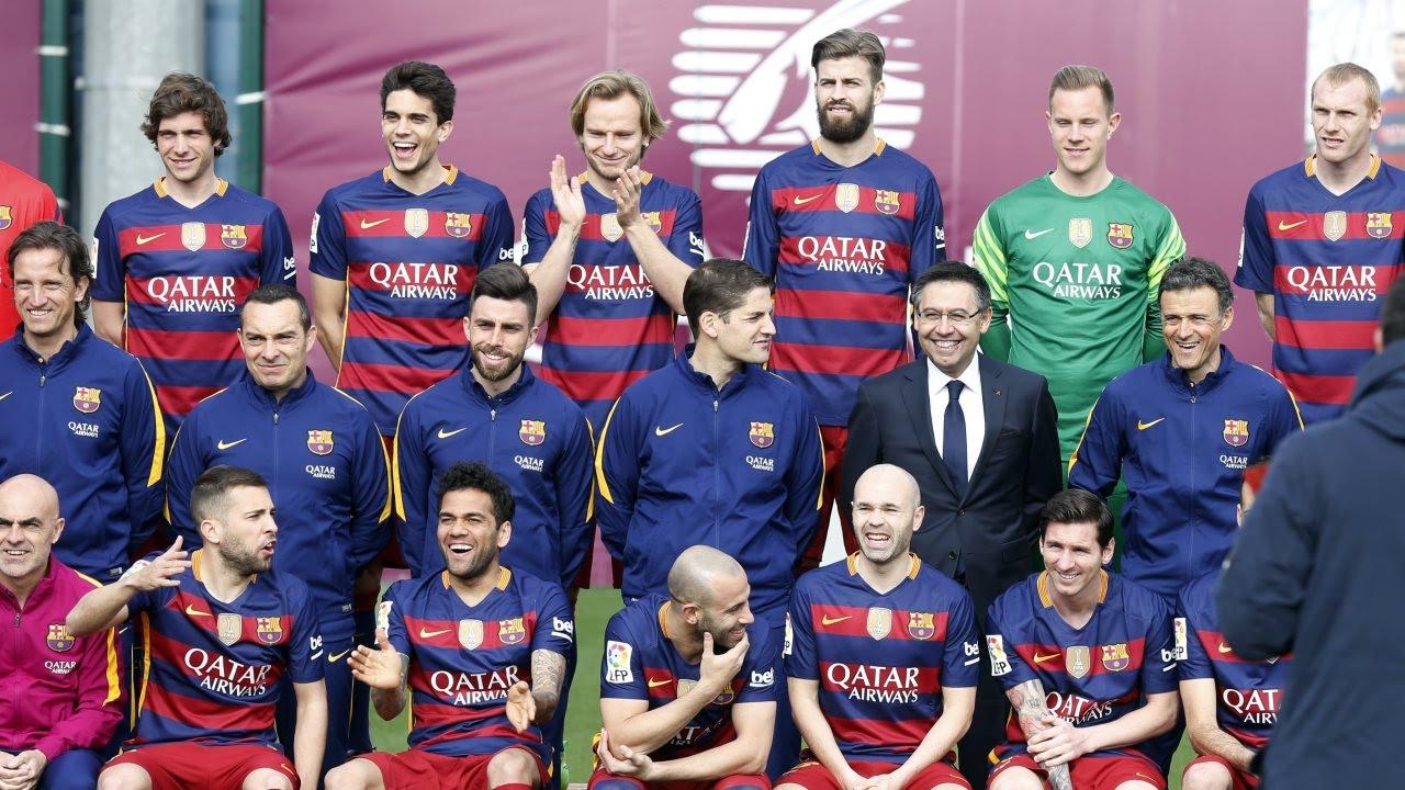 Oficjalne zdjęcie całej drużyny