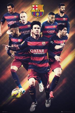 Oficjalne gadżety FC Barcelony