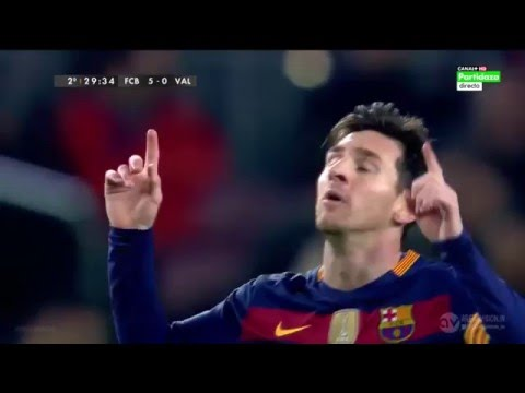 SKRÓT: FC Barcelona – Valencia