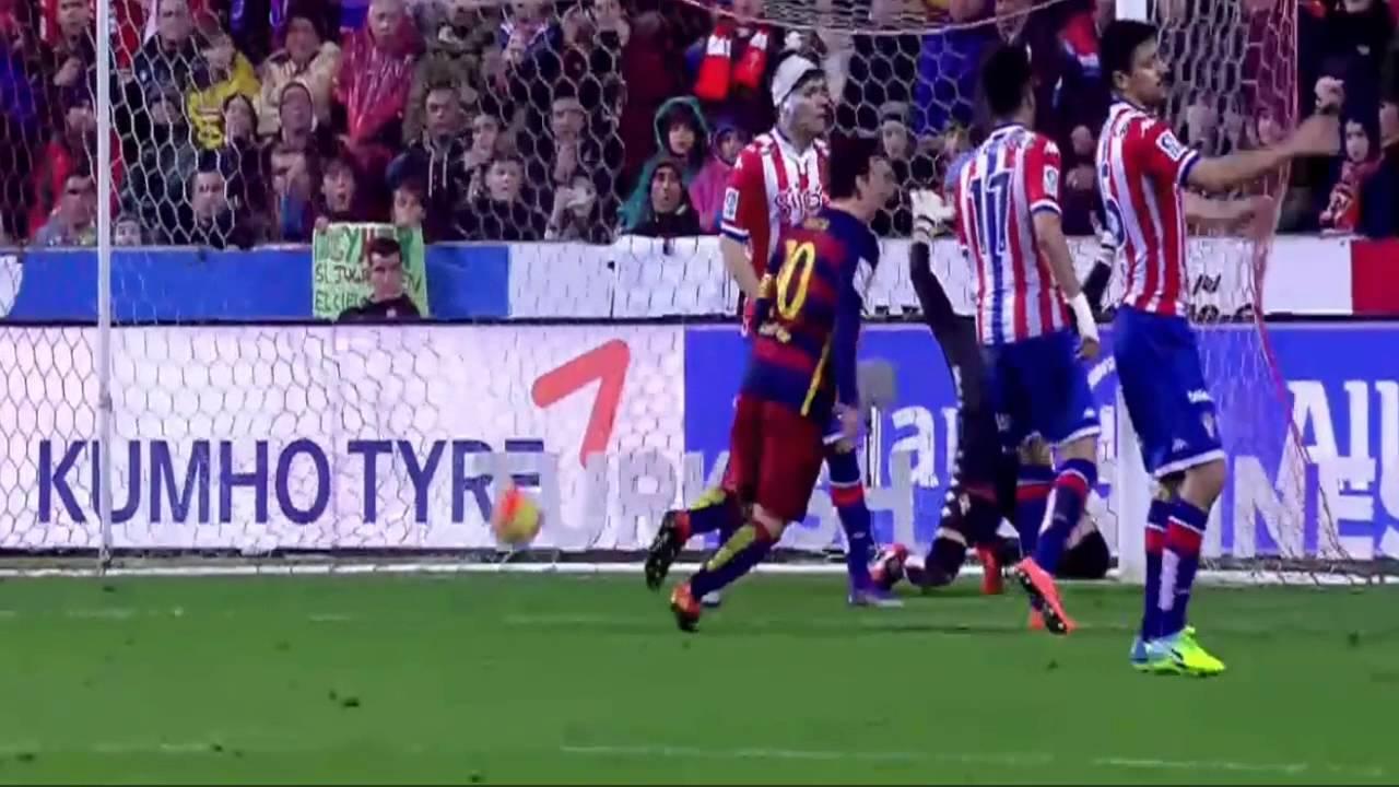SKRÓT: Gijón – FC Barcelona