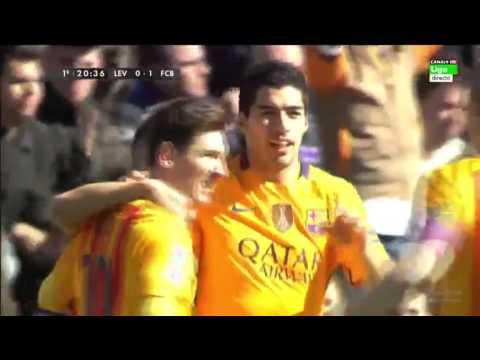 SKRÓT: Levante – FC Barcelona