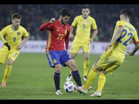 Bezbarwny remis Hiszpanii
