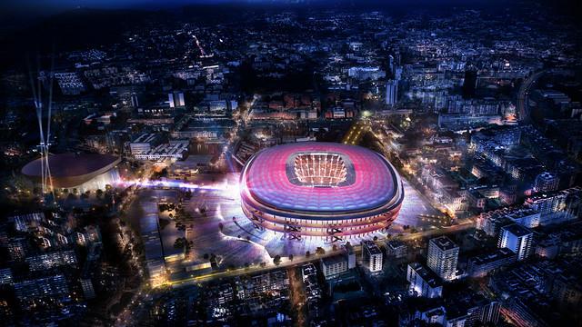 Znamy projekt nowego Camp Nou