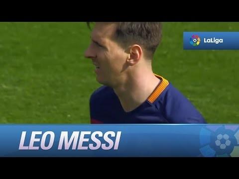 Fanka trafiona przez Messiego