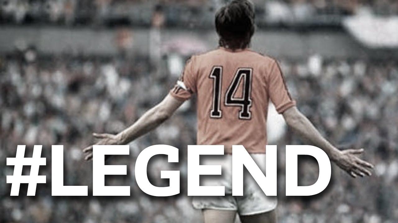 Johan Cruyff – #LEGEND