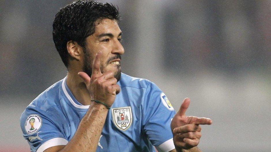 Suarez wraca do kadry Urugwaju