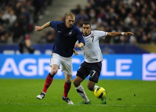 Mathieu wraca do kadry