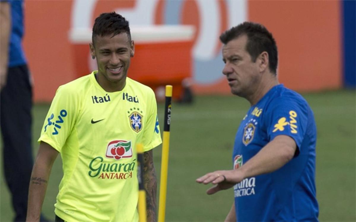 Lekki uraz Neymara