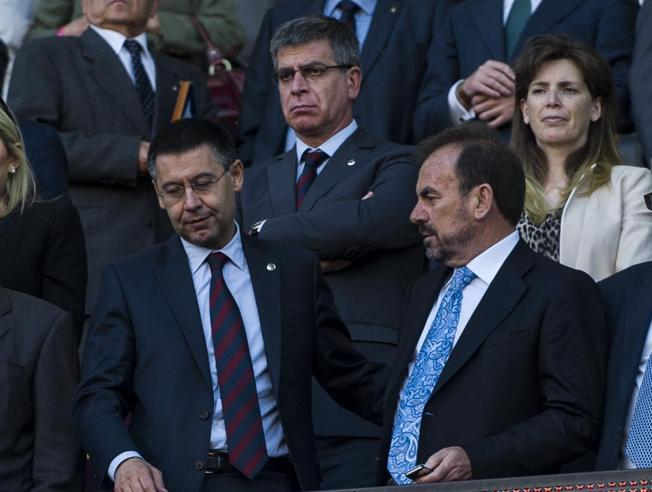 Prezes Getafe obrażony na Barcę