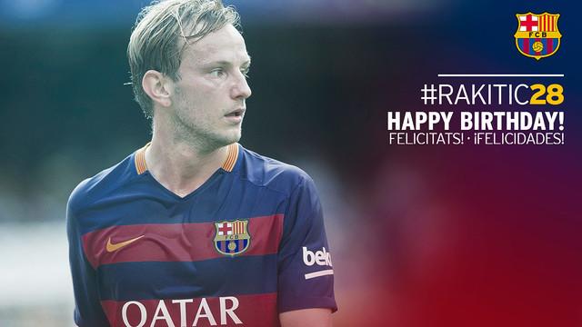 Feliz cumpleaños Ivan!