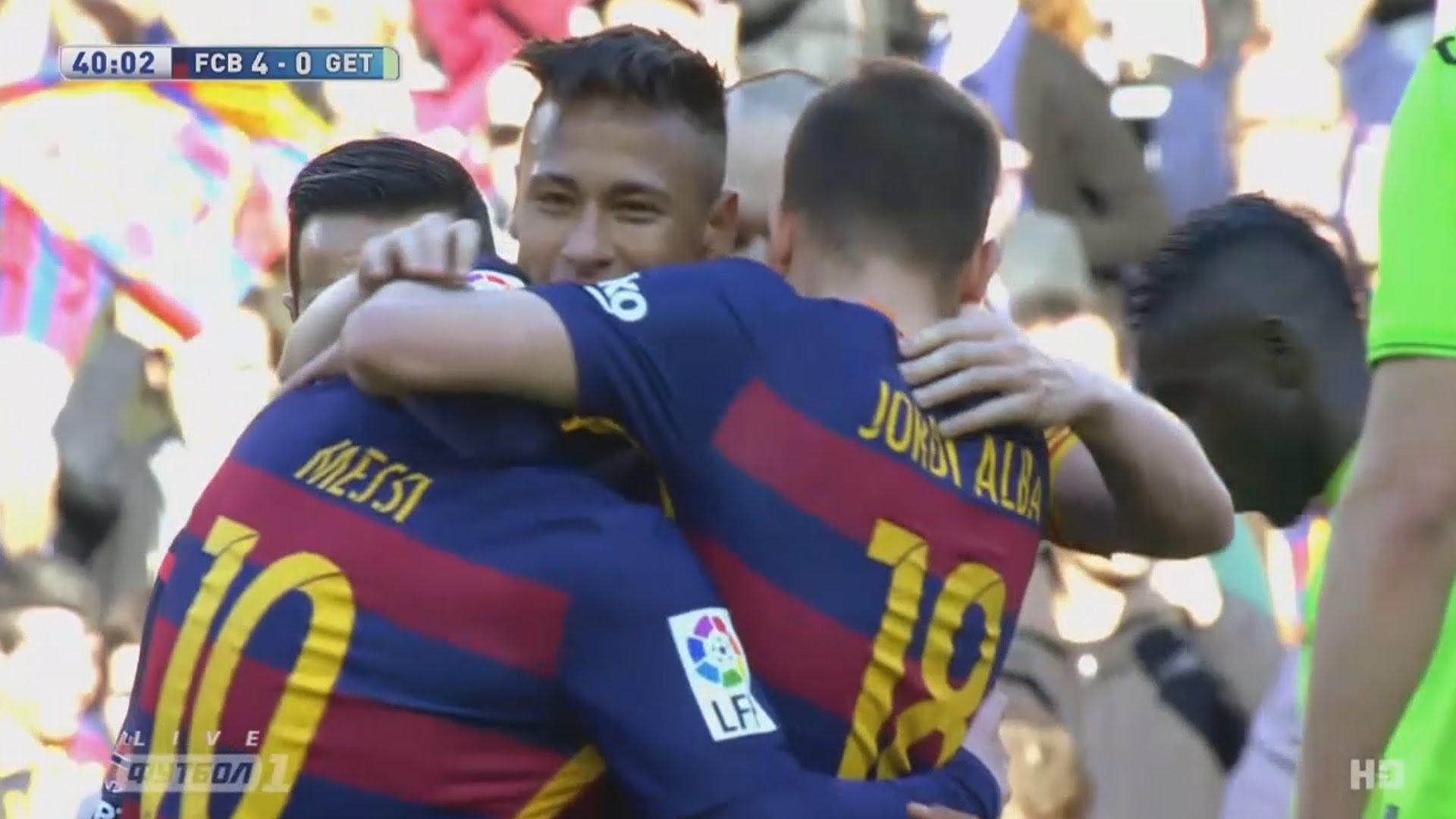 SKRÓT: FC Barcelona – Getafe