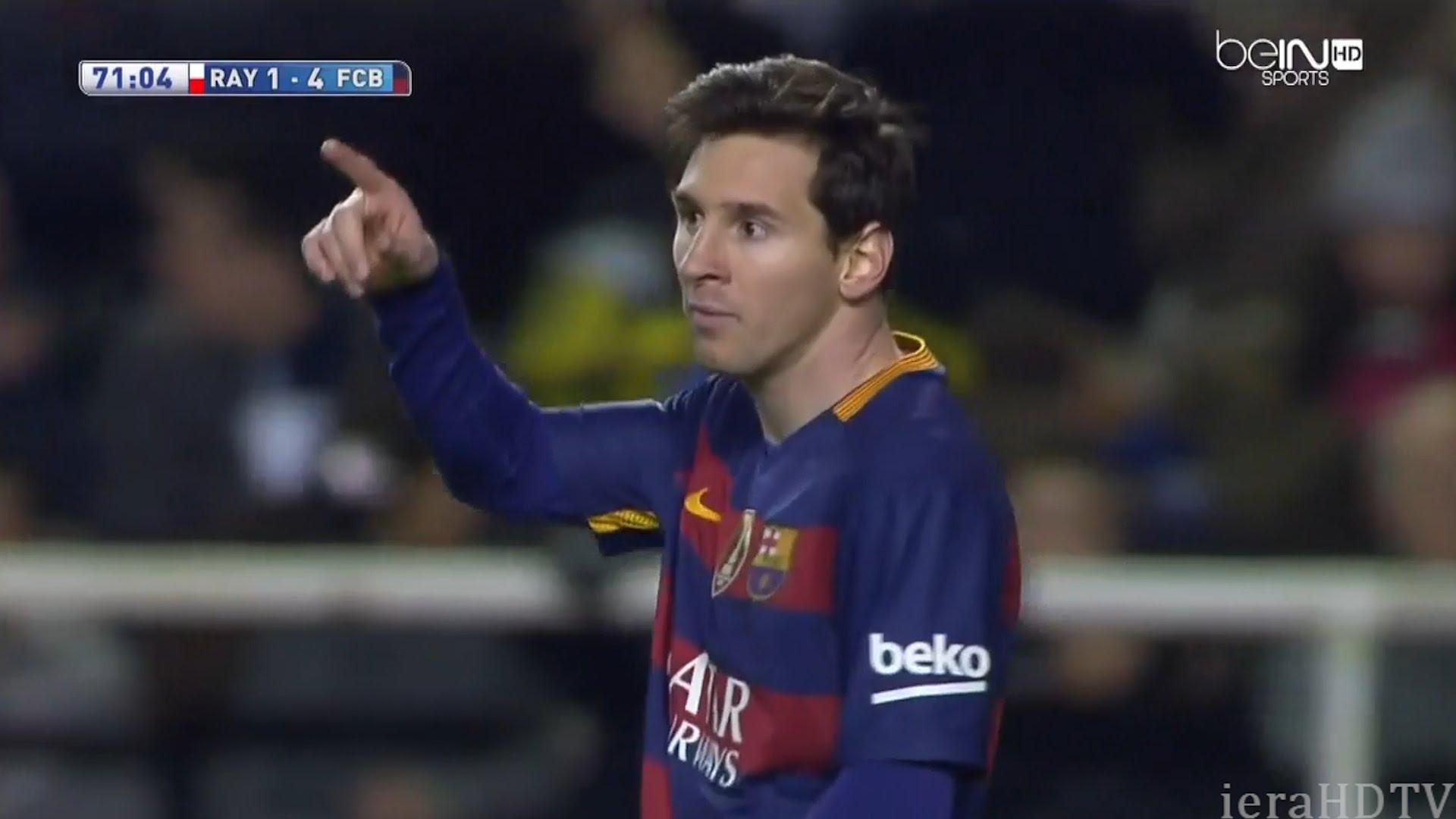 SKRÓT: Rayo – FC Barcelona