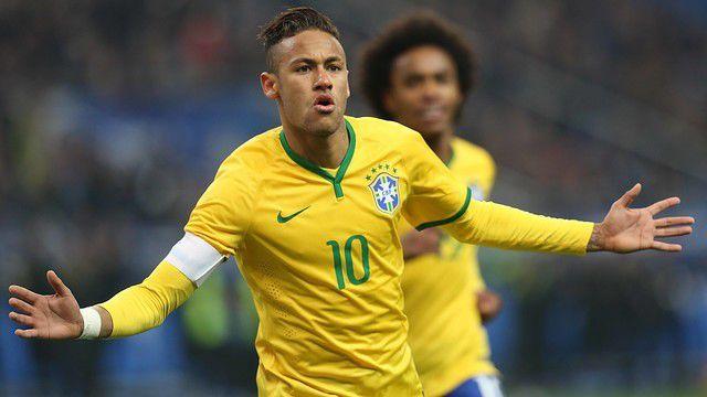 Neymar pojedzie tylko na Igrzyska