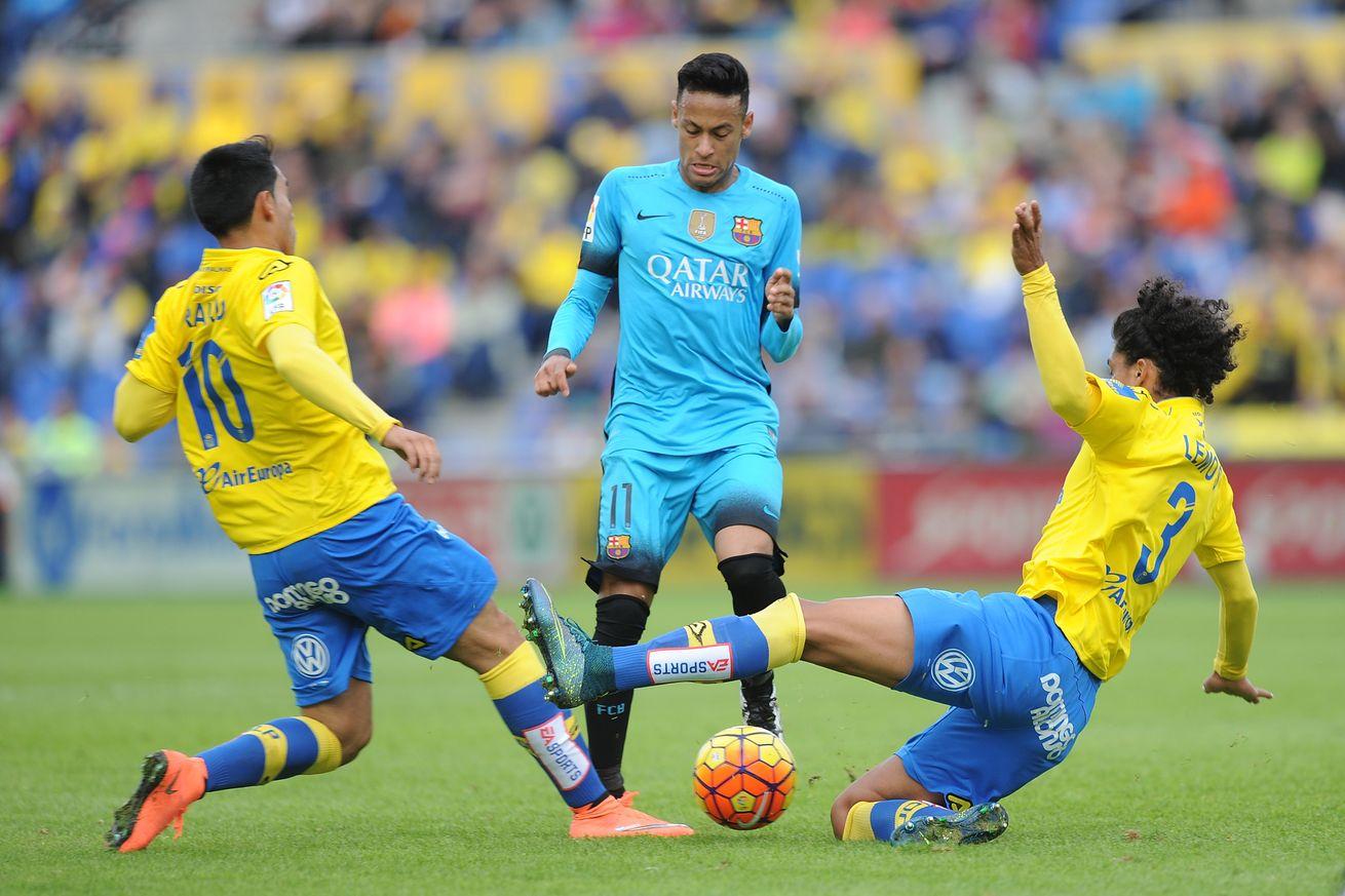 Neymar najczęściej faulowany