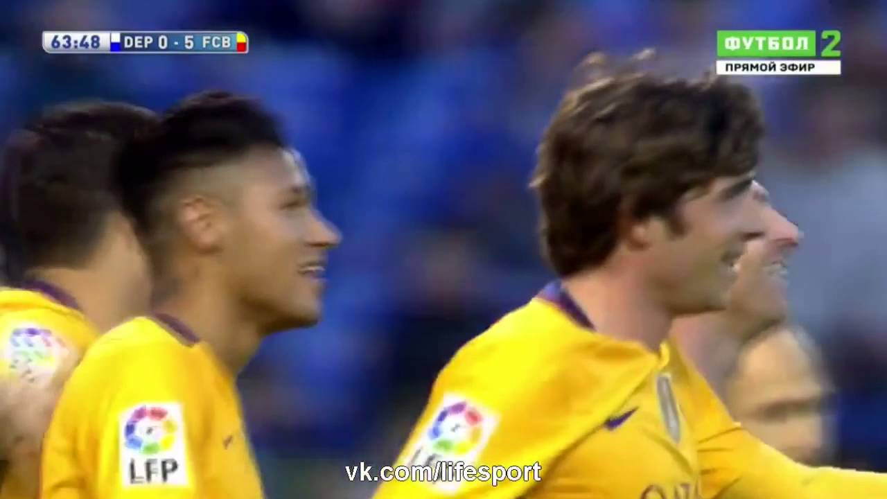 SKRÓT: Deportivo – FC Barcelona