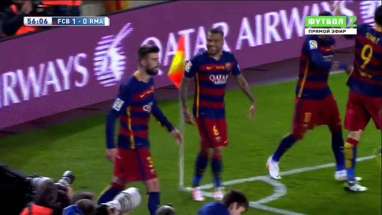 SKRÓT: FC Barcelona – Real