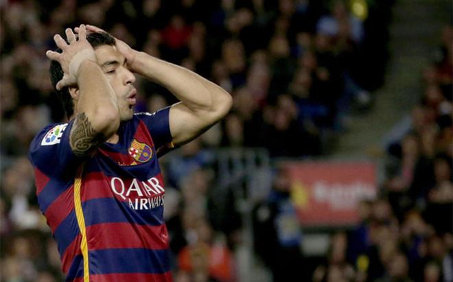 Suarez nie zagra z Sociedad