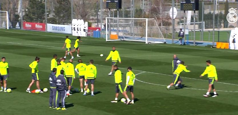 Zidane podał kadrę na mecz
