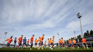 20160224 Entrenamiento Valencia CF