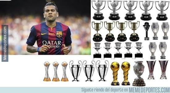 31 pucharów Alvesa