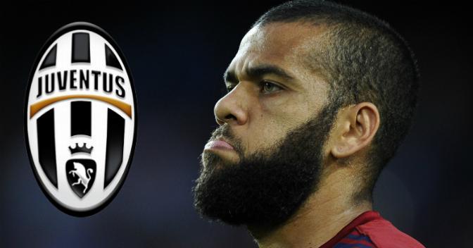 Alves krok od Juventusu