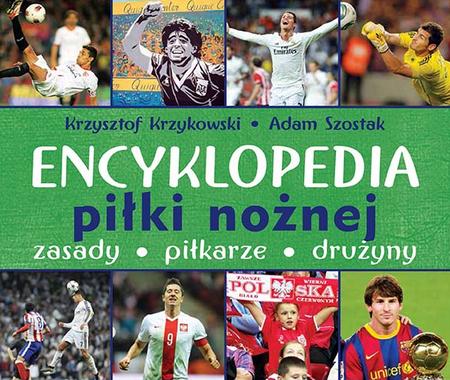 Encyklopedia Piłki Nożnej dla najmłodszych