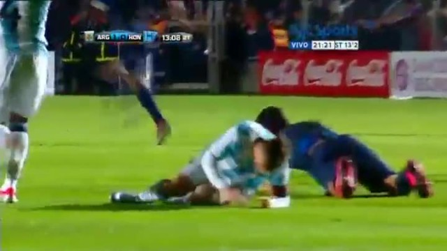 Messi dalej nie trenuje
