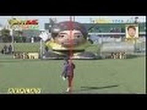 Messi vs dmuchany bramkarz